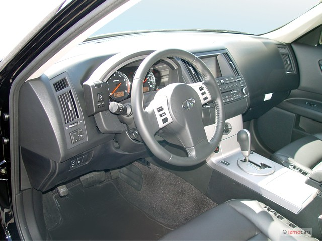 Infiniti Qx50 2018 >> Image: 2004 Infiniti FX35 4-door AWD Dashboard, size: 640 ...