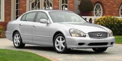 2004 Infiniti Q45 Luxury