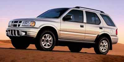 2004 Isuzu Rodeo S