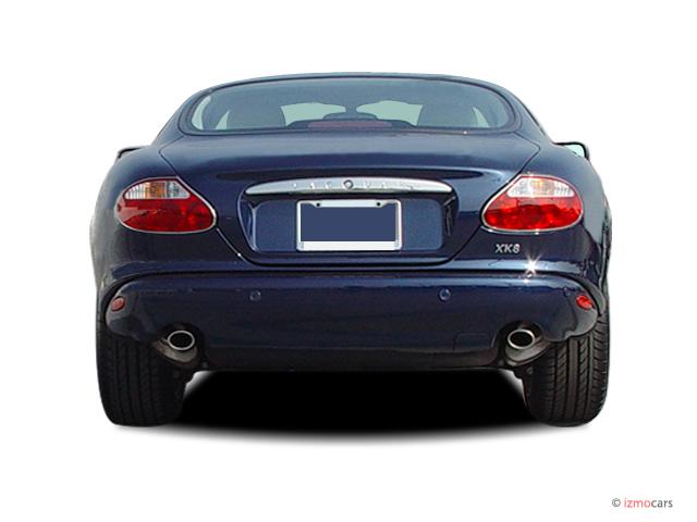 Image 2004 jaguar xk8 2 door coupe xk8 rear exterior view for 2001 jaguar s type rear window regulator