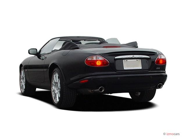 Image 2004 jaguar xk8 2 door convertible xkr angular rear for 2001 jaguar s type rear window regulator