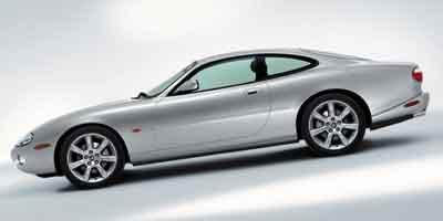 2004 Jaguar XK8