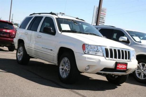 2004 Jeep Grand Cherokee used car