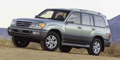 2004 Lexus LX 470