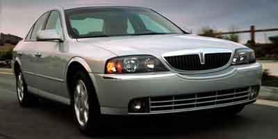 2004 Lincoln LS w/Luxury Pkg