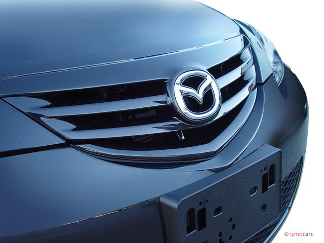 Grille - 2004 Mazda MAZDA3 5dr Wagon s Manual