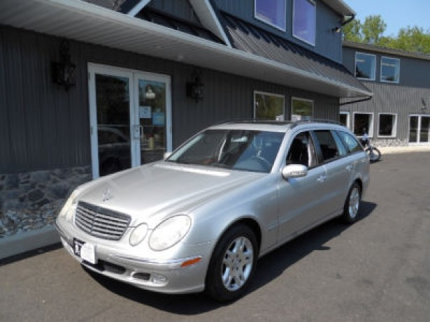 2004 Mercedes-Benz E Class used car