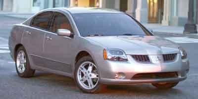 2004 Mitsubishi Galant GTS