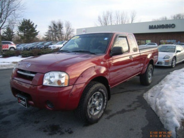 2004 Nissan Frontier used car