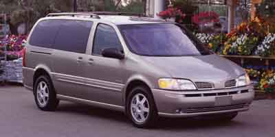 2004 Oldsmobile Silhouette GL