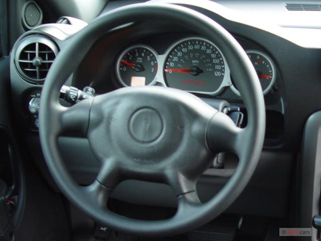 Image: 2005 Pontiac Aztek 4-door All Purpose FWD Steering ...