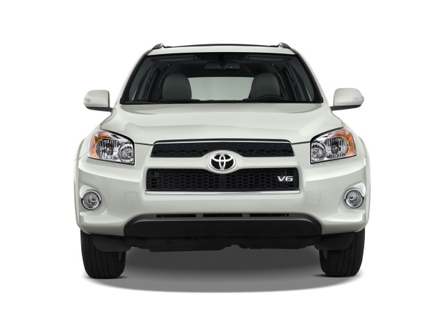 2009 Toyota RAV4 FWD 4-door V6 5-Spd AT Ltd (Natl) Front Exterior View