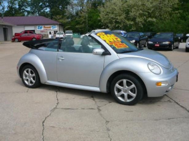 2004 Volkswagen Beetle used car