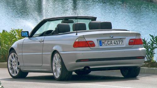 2004 BMW 320CD Convertible