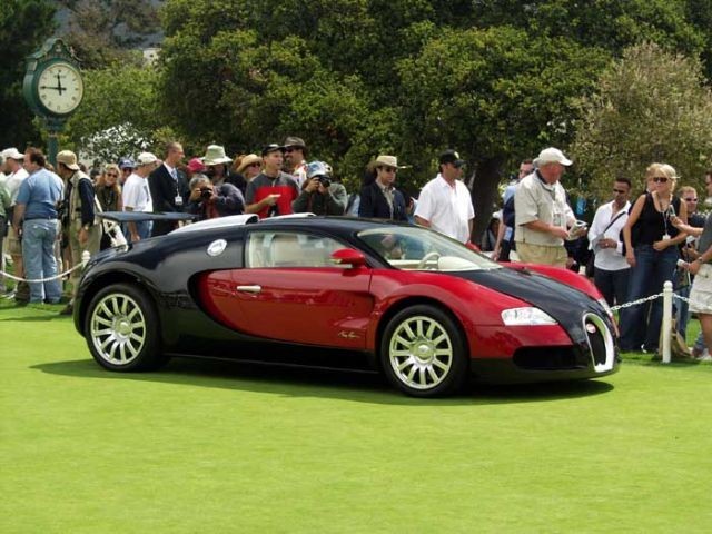 2004 Bugatti Veyron 16.4