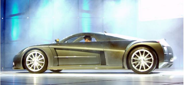 2004 Chrysler ME412 concept