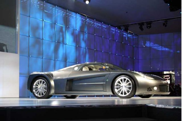 2004 Chrysler ME4-12 concept