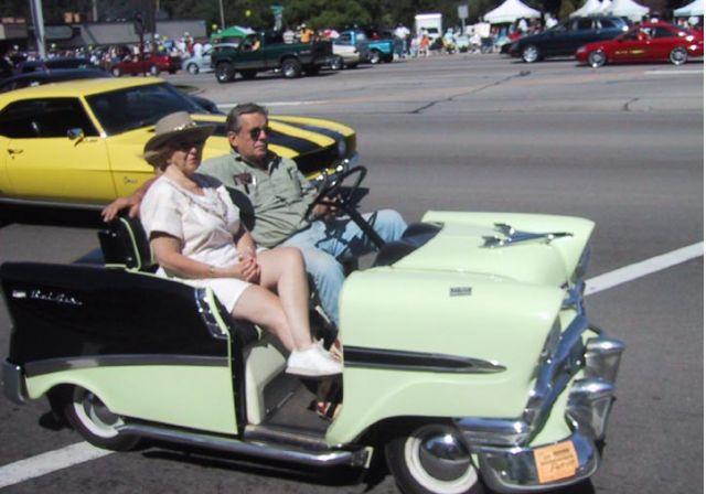 2004 Dream Cruise mini-Chevy
