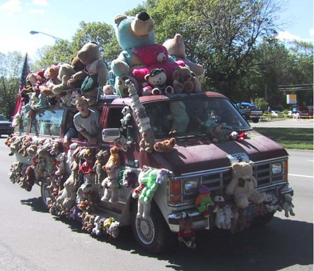 2004 Dream Cruise Teddy Bears