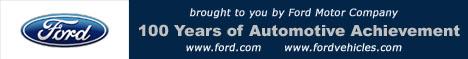 2004 Ford auto show logo