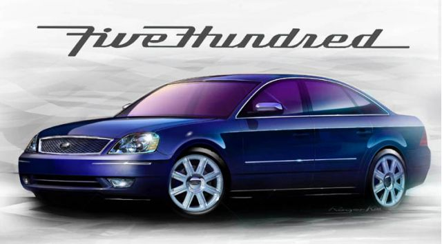 2004 Ford Five Hundred