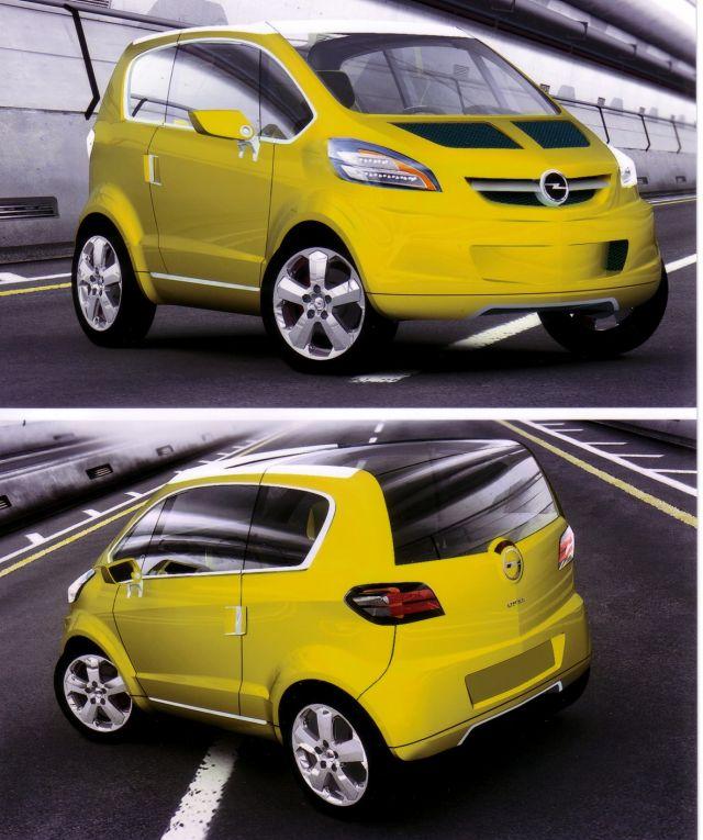 2004 GM Trixx concept