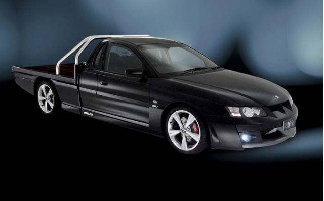 2004 Holden HSV Maloo