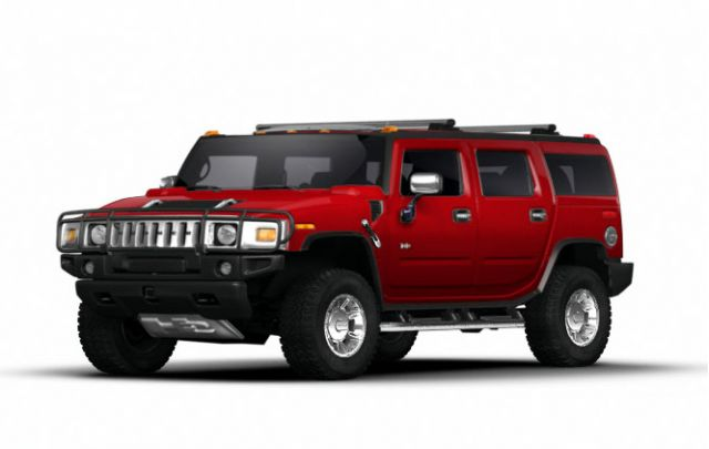 2004 HUMMER H2 Victory Edition