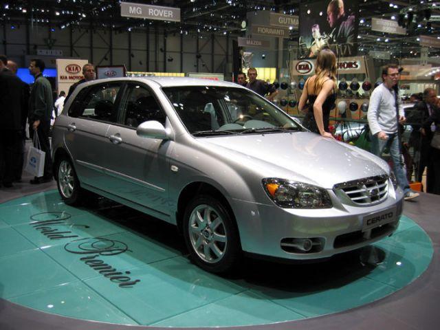 2004 Kia Cerato
