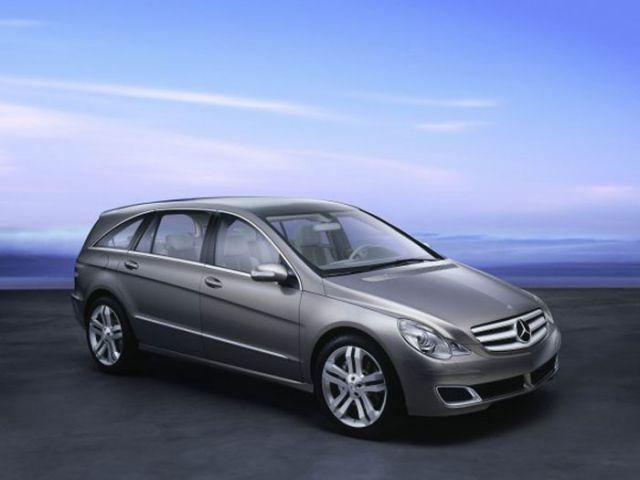 2004 Mercedes-Benz Vision GST II concept
