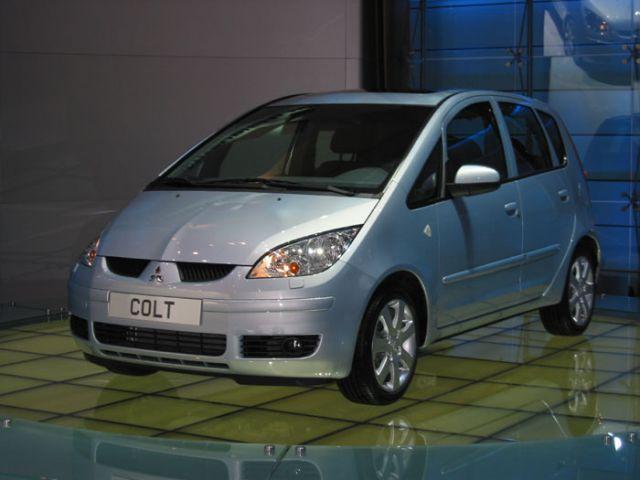 2004 Mitsubishi Colt