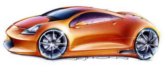2004 Mitsubishi Eclipse Concept-E