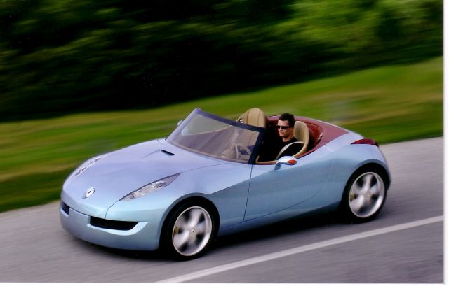 2004 Renault Wind concept