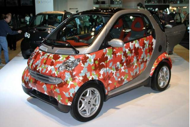2004 Smart city coupe
