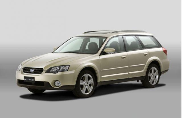 2004 Subaru Legacy 3.0R