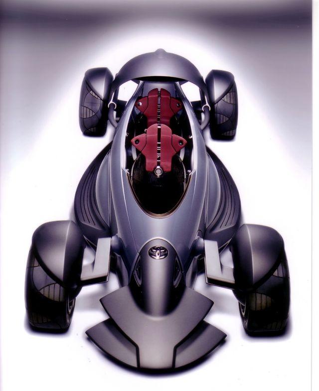 2004 Toyota TMSC concept