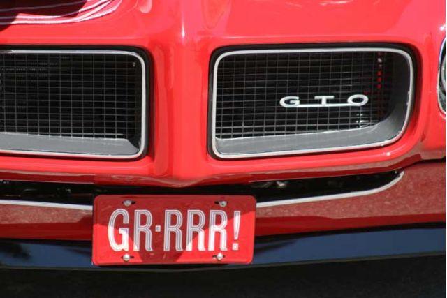 2004 Woodward Dream Cruise - GTO Close-up