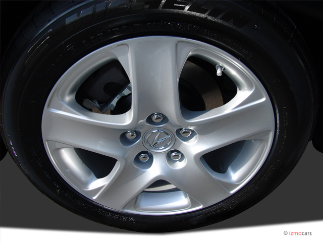 Image: 2005 Acura RL 4-door Sedan AT (Natl) Wheel Cap ...