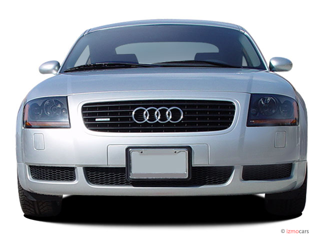 Image 2005 Audi Tt 2 Door Coupe Quattro Manual Front