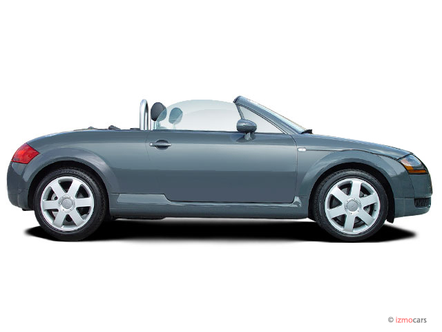 image 2005 audi tt 2 door roadster quattro manual side exterior view size 640 x 480 type. Black Bedroom Furniture Sets. Home Design Ideas