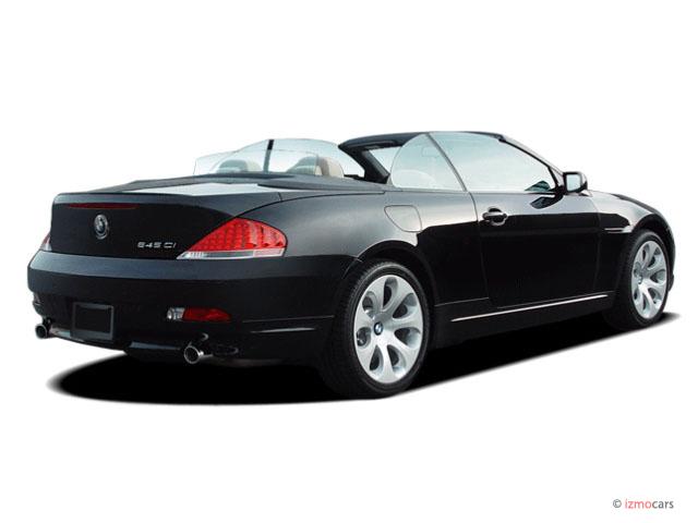 image 2005 bmw 6 series 645ci 2 door convertible angular rear exterior view size 640 x 480. Black Bedroom Furniture Sets. Home Design Ideas