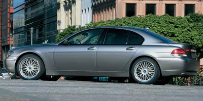 2005 BMW 7-Series 745i