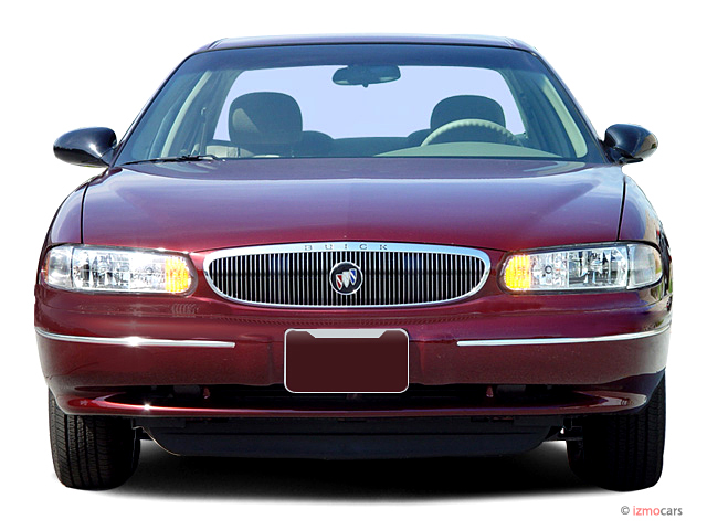 image 2005 buick century 4 door sedan custom front. Black Bedroom Furniture Sets. Home Design Ideas