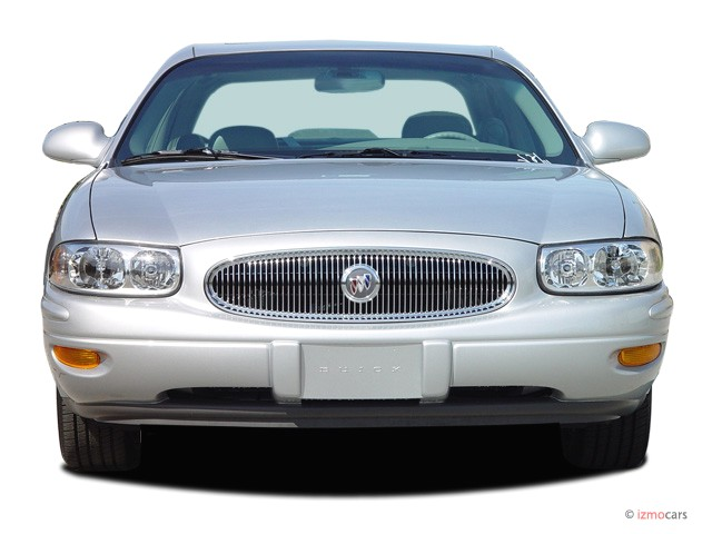 2005 Buick LeSabre 4-door Sedan Custom Front Exterior View
