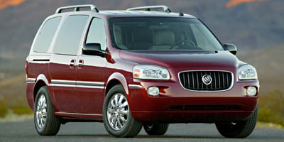 2005 buick terraza review ratings specs prices and. Black Bedroom Furniture Sets. Home Design Ideas