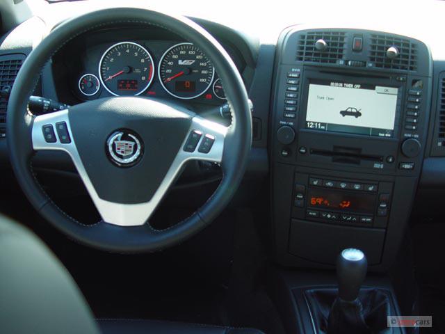 Image 2005 Cadillac Cts V 4 Door Sedan Dashboard Size