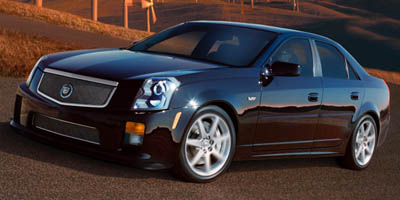 2005 cadillac cts v review ratings specs prices and photos the. Black Bedroom Furniture Sets. Home Design Ideas