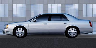 2005 Cadillac DeVille