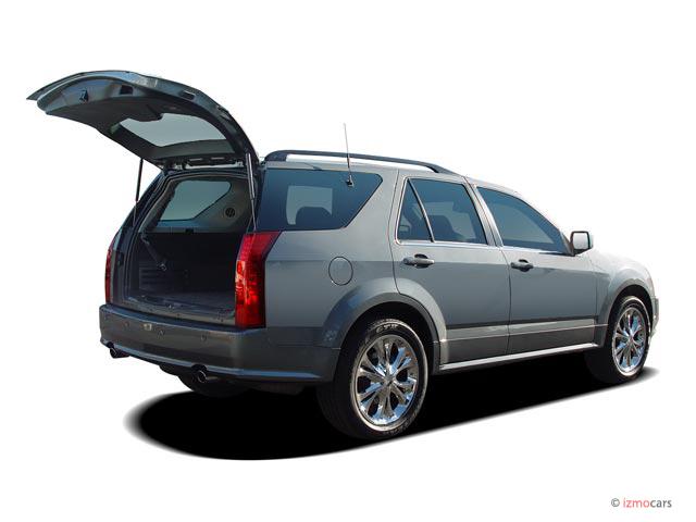 Image 2005 Cadillac Srx 4 Door V8 Suv Trunk Size 640 X