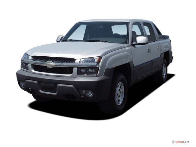 image 2005 chevrolet avalanche 1500 5dr crew cab 130 wb 4wd ls angular front exterior view. Black Bedroom Furniture Sets. Home Design Ideas